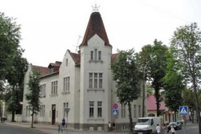 The former House of Talgejm
