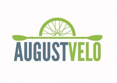 "The cycle route  ""August-Velos"""