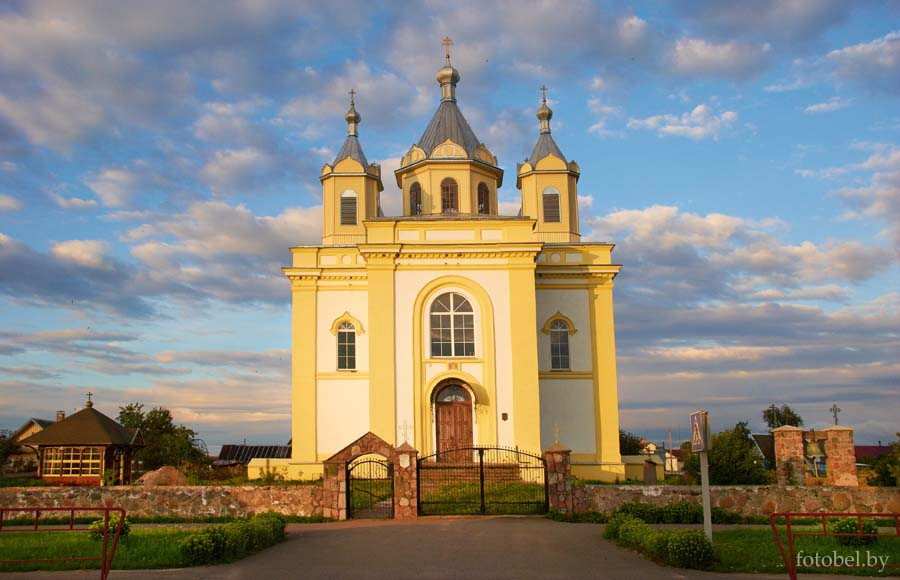 Transfiguration Church, middle of the19th century